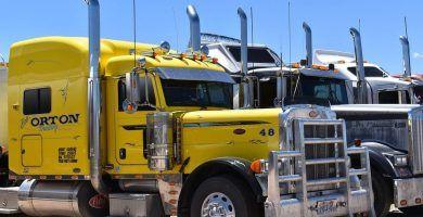 Matriculación Camiones